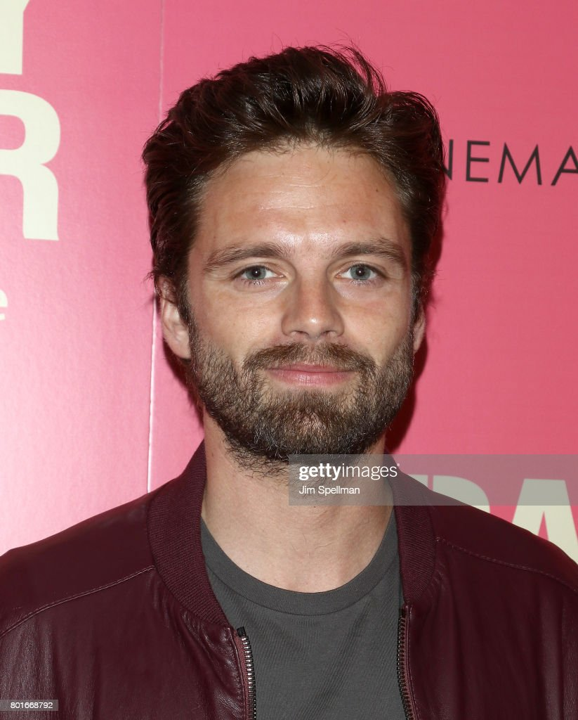 Actor Sebastian Stan attends the screening of 'Baby Driver' hosted by TriStar Pictures with The Cinema Society and Avion at The Metrograph on June 26, 2017 in New York City.