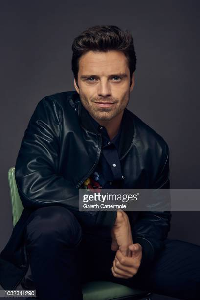 Actor Sebastian Stan from the film 'Destroyer' poses for a portrait during the 2018 Toronto International Film Festival at Intercontinental Hotel on...