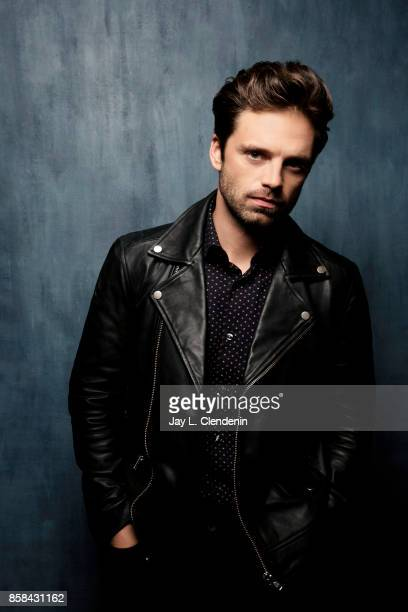 Actor Sebastian Stan from the film I Tonya poses for a portrait at the 2017 Toronto International Film Festival for Los Angeles Times on September 8...
