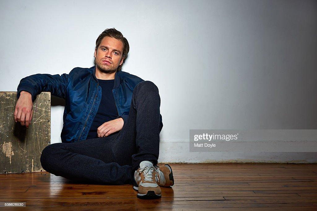 Sebastian Stan, BackStage, May 5, 2016