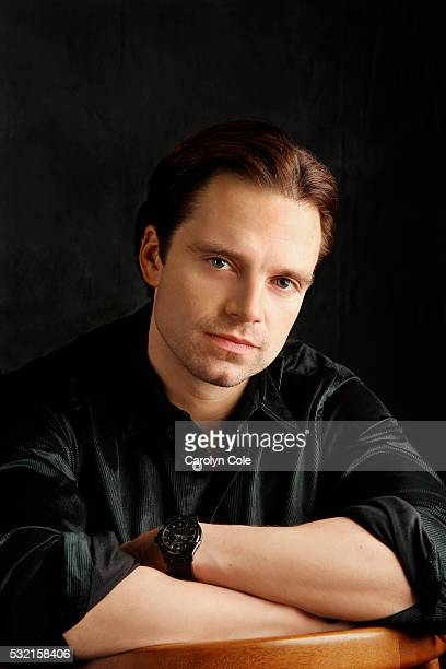 Actor Sebastian Stan is photographed for Los Angeles Times on May 2 2016 in New York City PUBLISHED IMAGE CREDIT MUST READ Carolyn Cole/Los Angeles...