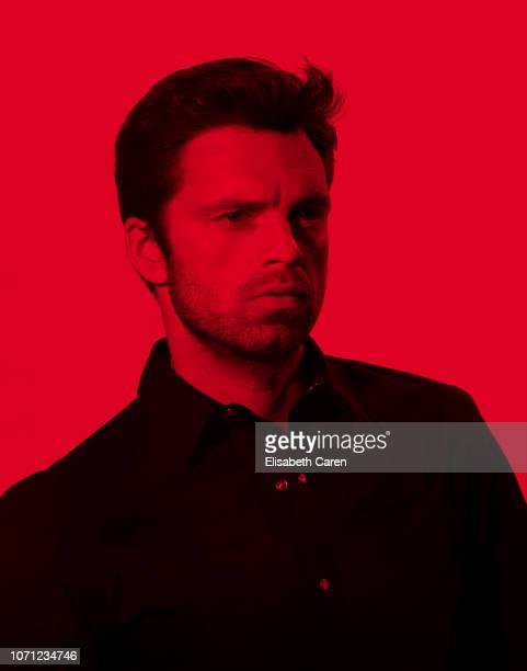 Actor Sebastian Stan is photographed for The Wrap on September 9 2018 at the Toronto International Film Festival in Toronto Ontario