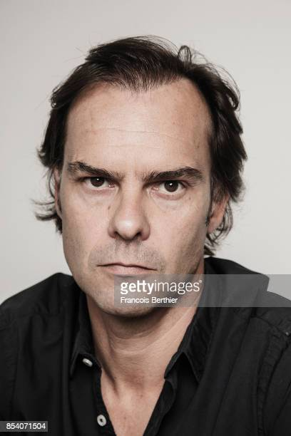 Actor Sebastien Thiery is photographed for Self Assignment on June 15 2017 in Paris France