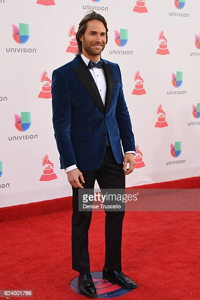 Actor Sebastián Rulli attends The 17th Annual Latin Grammy Awards at TMobile Arena on November 17 2016 in Las Vegas Nevada