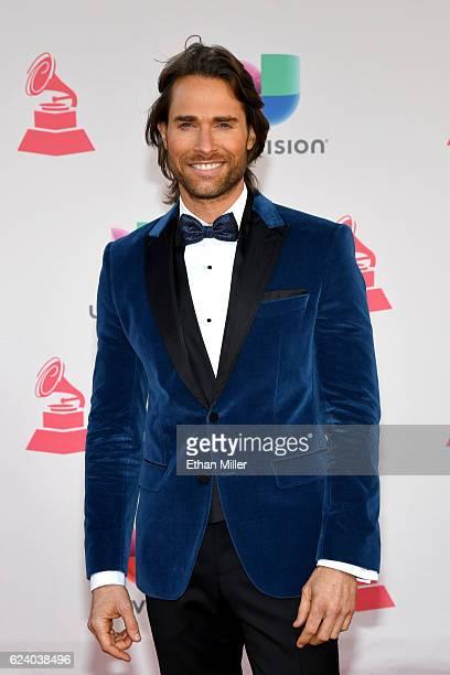 Actor Sebastián Rulli attends The 17th Annual Latin Grammy Awards at TMobile Arena on November 17 2016 in Las Vegas Nevada