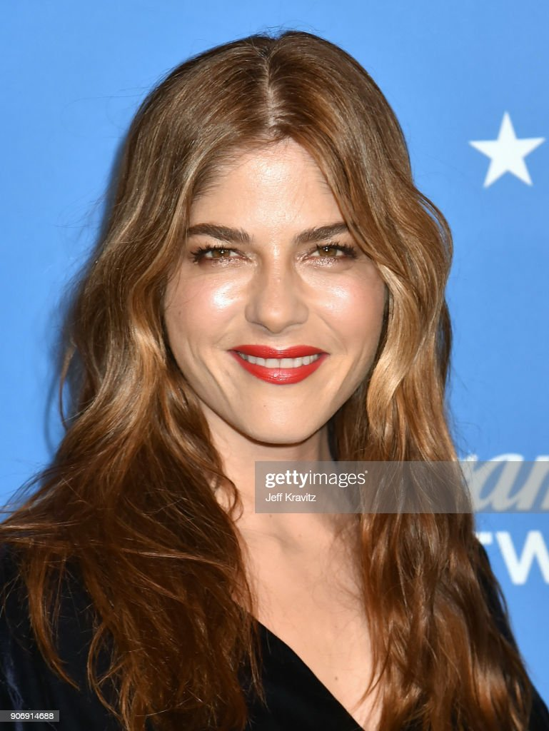 Actor Selma Blair attends Paramount Network launch party at Sunset Tower on January 18, 2018 in Los Angeles, California.