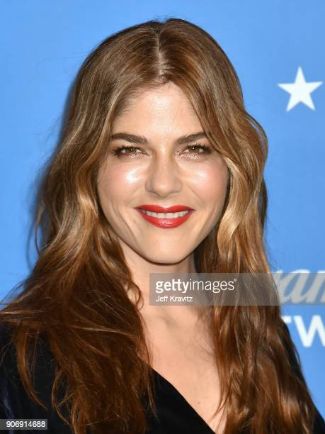 Actor Selma Blair attends Paramount Network launch party at Sunset Tower on January 18 2018 in Los Angeles California