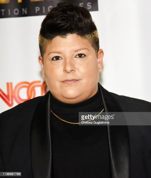 """Actor Ser Anzoategui attends the premiere of """"Sargasso"""" at Laemmle NoHo 7 on March 19 2019 in North Hollywood California"""