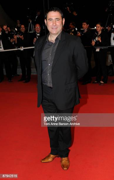 Actor Sergi Lopez attends the Map of the Sounds of Tokyo Premiere at the Palais des Festivals during the 62nd Annual Cannes Film Festival on May 23...