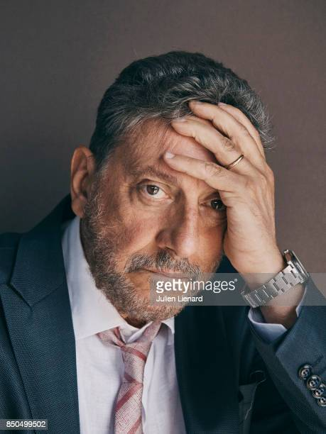 Actor Sergio Castellitto is photographed for Self Assignment on May 21 2017 in Cannes France