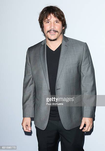 Actor Sergio PerisMencheta attends the FX Starwalk at the 2017 Winter TCA Tour at Langham Hotel on January 12 2017 in Pasadena California
