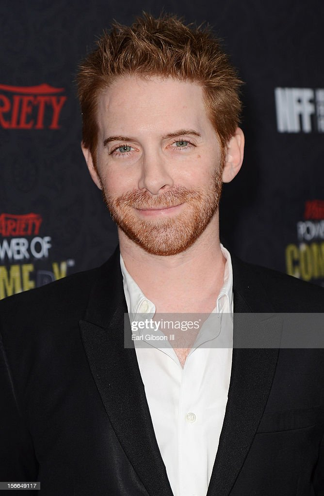 Actor Seth Green arrives at Variety's 3rd annual Power of Comedy event presented by Bing benefiting the Noreen Fraser Foundation held at Avalon on November 17, 2012 in Hollywood, California.