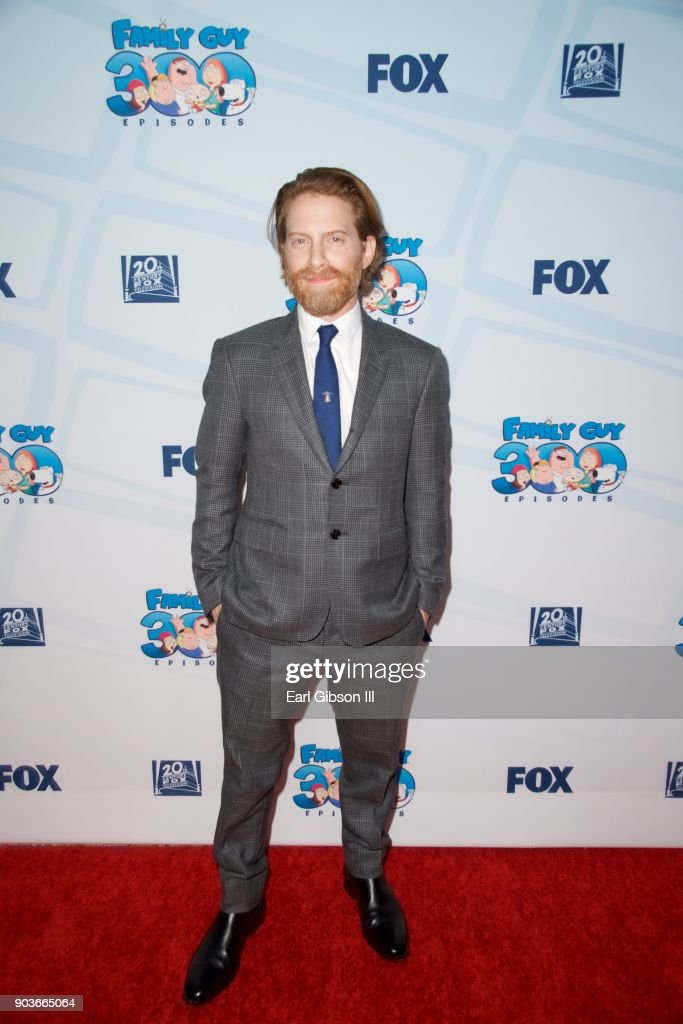 "FOX Celebrates 300th Episode Of ""Family Guy"" - Arrivals"
