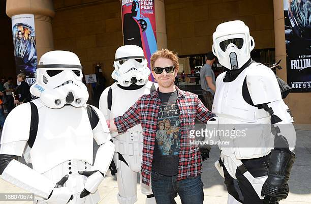 Actor Seth Green attends the screening of Star Wars Return of the Jedi during Entertainment Weekly CapeTown Film Festival Presented By The American...