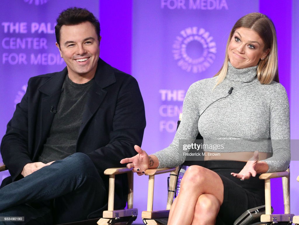 """The Paley Center For Media's 35th Annual PaleyFest Los Angeles - """"The Orville"""" - Inside : News Photo"""