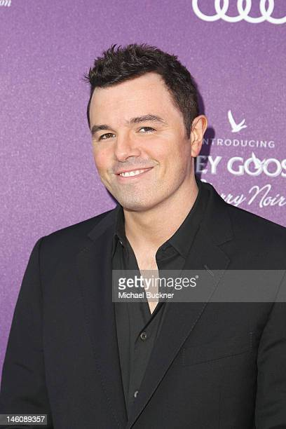 Actor Seth MacFarlane arrives at the 11th Annual Chrysalis Butterfly Ball held at a private residence on June 9, 2012 in Los Angeles, California.