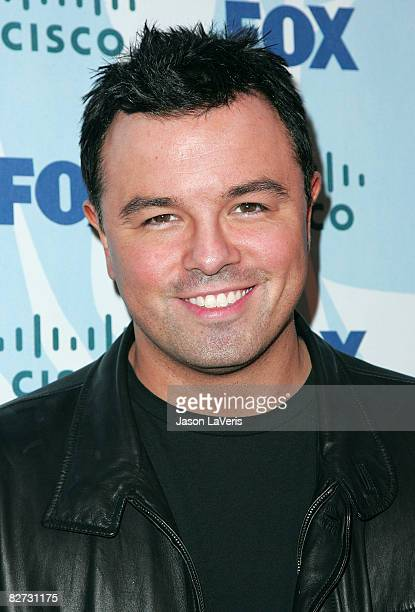 Actor Seth MacFarlane attends the Fox fall eco-casino party at The London on September 8, 2008 in West Hollywood, California.