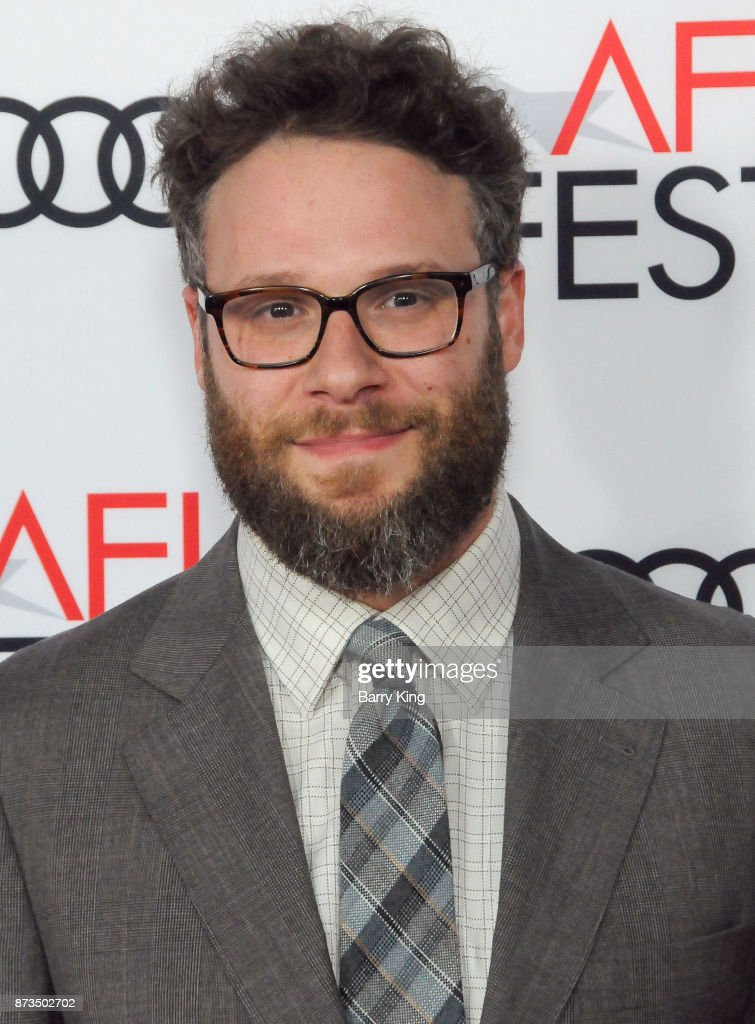 Actor Seth Rogen attends AFI FEST 2017 Presented By Audi - Screening Of 'The Disaster Artist' at TCL Chinese Theatre on November 12, 2017 in Hollywood, California.