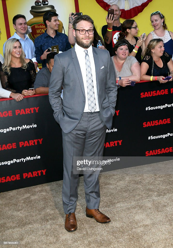 """Premiere Of Sony's """"Sausage Party"""" - Arrivals"""
