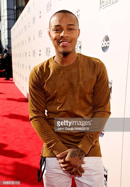 Actor Shad Gregory Moss attends the 2015 American Music Awards at Microsoft Theater on November 22 2015 in Los Angeles California