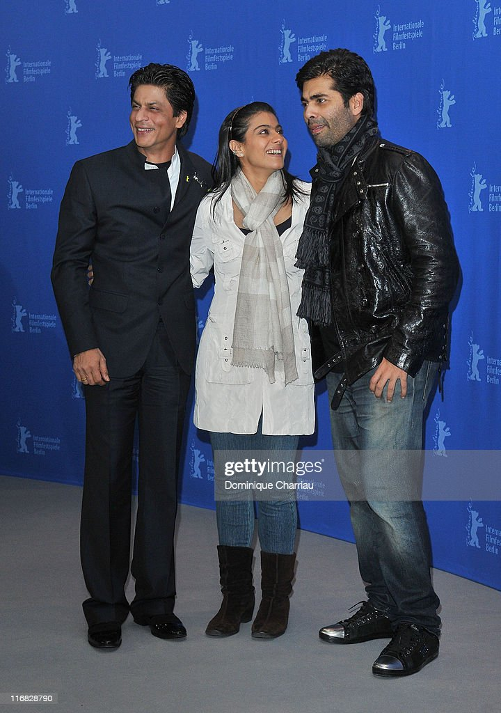 "The 60th Berlin International Film Festival - ""My Name Is Khan"" Photocall : ニュース写真"