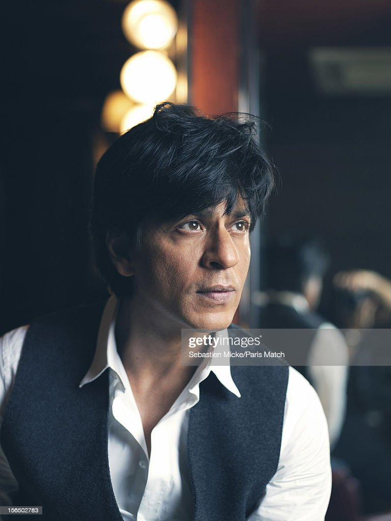 Shah Rukh Khan, Paris Match, Issue 3313 : News Photo