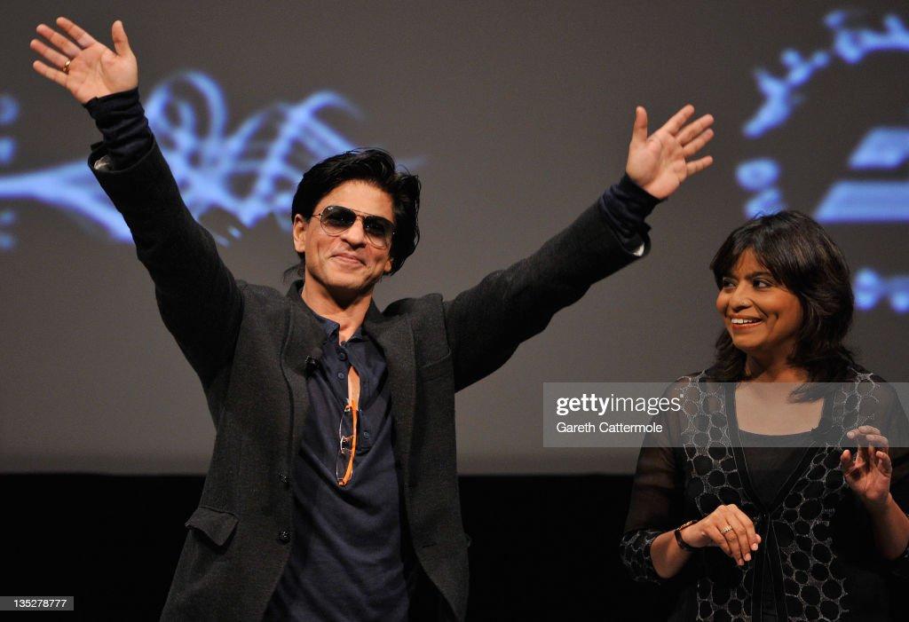 2011 Dubai International Film Festival - Day 2 : News Photo