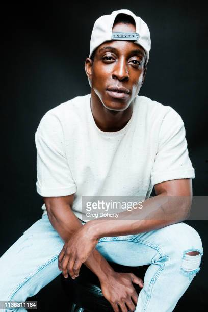 Actor Shaka Smith attends the Welcome to Cannacity 'She's Smokin' Event on April 20 2019 in Los Angeles California