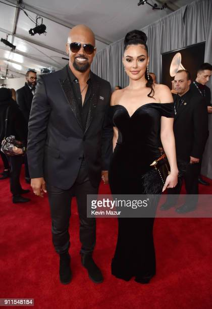 Actor Shamar Moore attends the 60th Annual GRAMMY Awards at Madison Square Garden on January 28 2018 in New York City