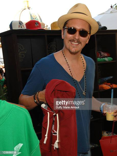 Actor Shane Alexander poses at Retro Sport booth during Kari Feinstein Primetime Emmy Awards Style Lounge Day 2 held at Montage Beverly Hills hotel...