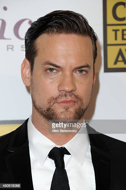 Actor Shane West arrives at the 4th Annual Critics' Choice Television Awards at The Beverly Hilton Hotel on June 19 2014 in Beverly Hills California