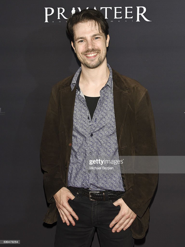 Actor Shane West arrives at the '6 Bullets To Hell' Mobile Game Launch Party on May 10, 2016 in Los Angeles, California.