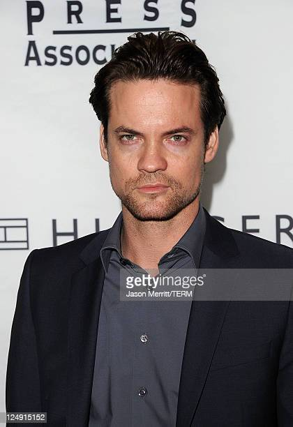 aCTOR Shane West arrives at the InStyle And The Hollywood Foreign Press Association's Annual Event during the 2011 Toronto International Film...