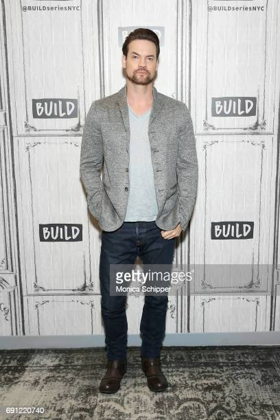 Actor Shane West attends Build presents Shane West discussing Awakening The Zodiac at Build Studio on June 1 2017 in New York City
