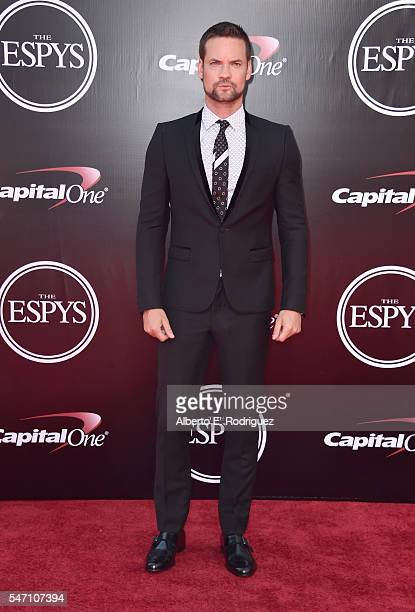 Actor Shane West attends the 2016 ESPYS at Microsoft Theater on July 13 2016 in Los Angeles California