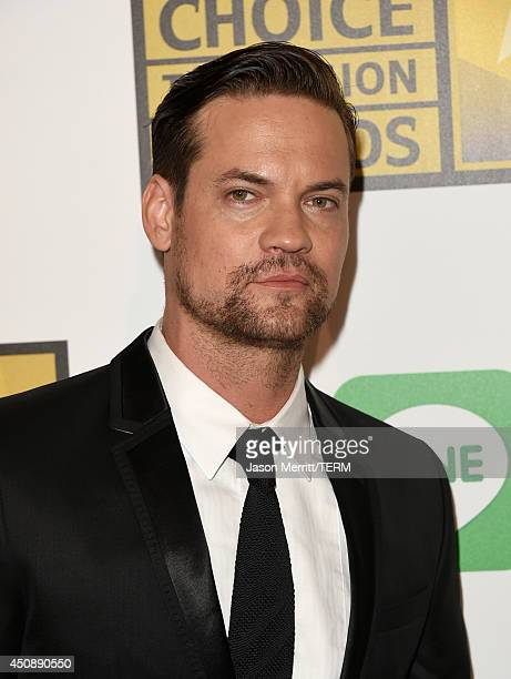 Actor Shane West attends the 4th Annual Critics' Choice Television Awards at The Beverly Hilton Hotel on June 19 2014 in Beverly Hills California