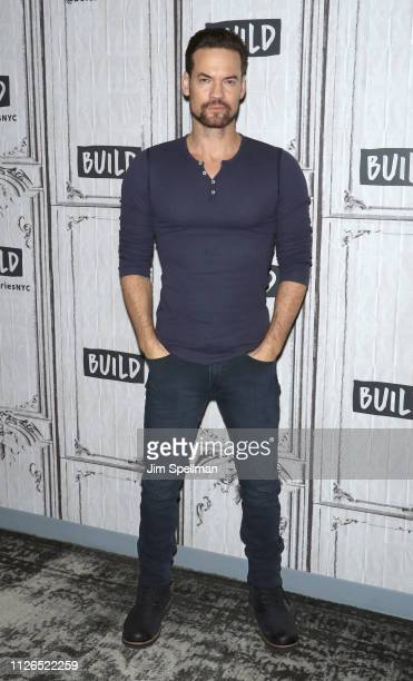 Actor Shane West attends the Build Series to discuss Gotham at Build Studio on January 31 2019 in New York City