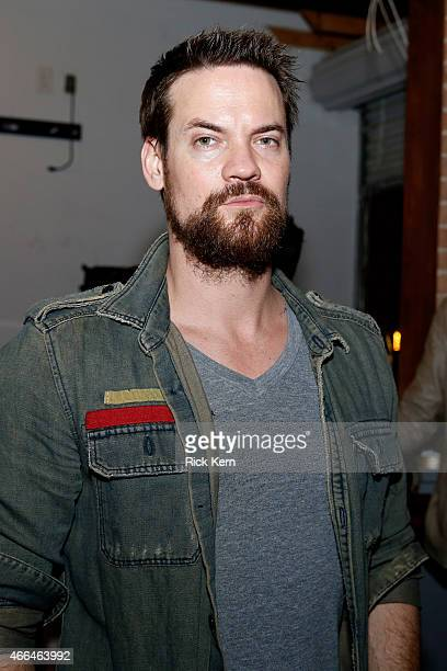 Actor Shane West attends the Samsung Supper Club with D'Angelo at SXSW 2015 on March 15 2015 in Austin Texas
