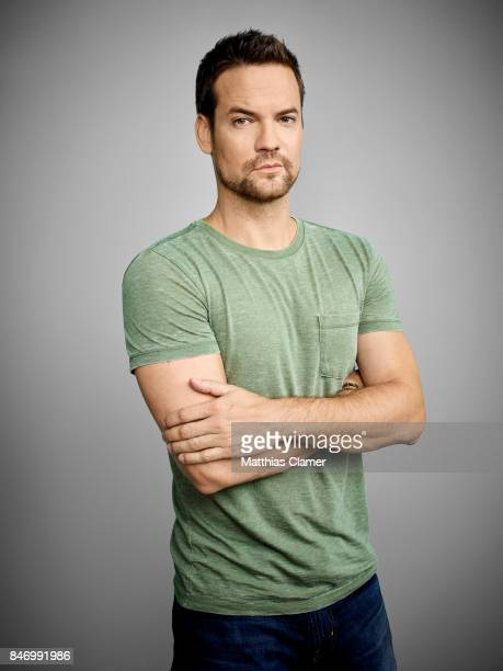 Actor Shane West from 'Salem' is photographed for Entertainment Weekly Magazine on July 22 2016 at Comic Con in the Hard Rock Hotel in San Diego...