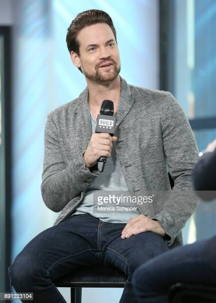 Actor Shane West speaks on stage during Build presents Shane West discussing Awakening The Zodiac at Build Studio on June 1 2017 in New York City