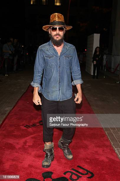 Actor Shannon Leto attends the Artifact premiere during the 2012 Toronto International Film Festival at Ryerson Theatre on September 14 2012 in...