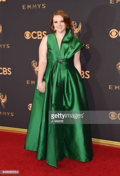 Actor Shannon Purser attends the 69th Annual Primetime Emmy Awards at Microsoft Theater on September 17 2017 in Los Angeles California