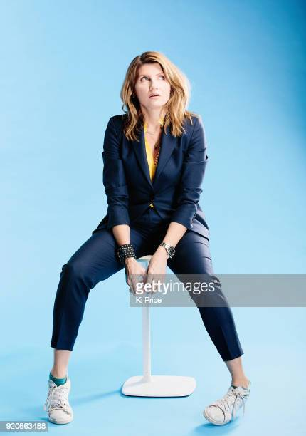 Actor Sharon Horgan is photographed for the Times on October 30, 2017 in London, England.