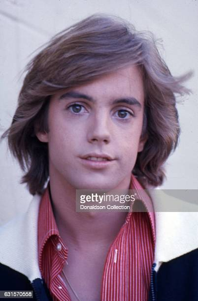 Actor Shaun Cassidy poses for a portrait session in 1978 in Los Angeles California