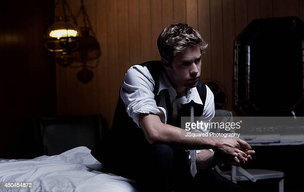 Actor Shaun Sipos is photographed for Self Assignment on June 23 2009 in Los Angeles California