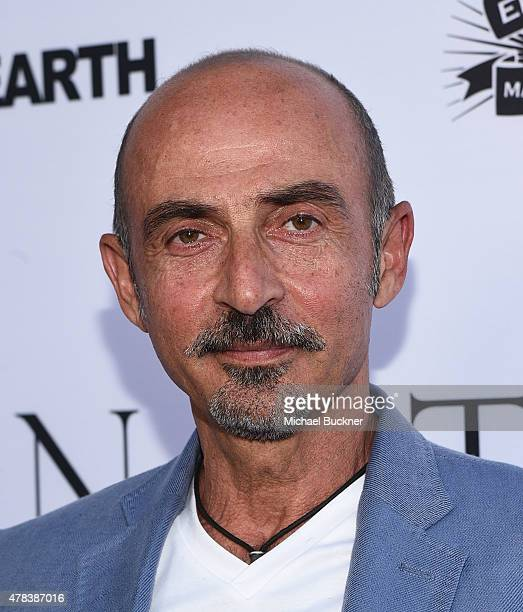 Actor Shaun Taub attends the world premiere of UNITY at the DGA Theater on June 24 2015 in Los Angeles California