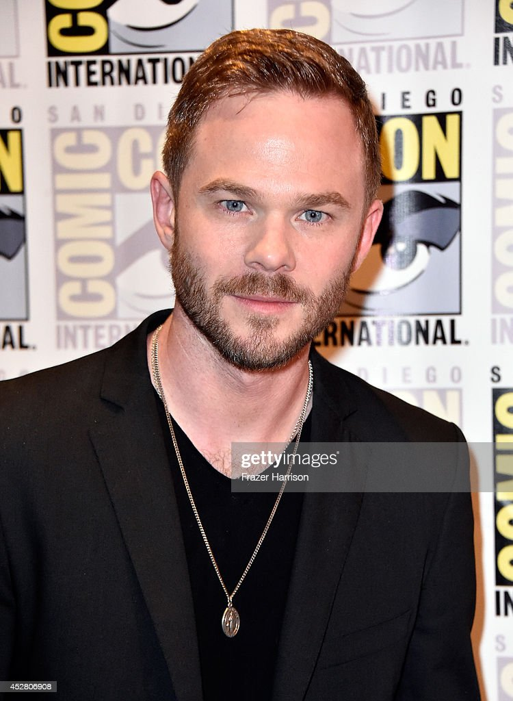 Actor Shawn Ashmore attends FOX's 'The Following' press line during Comic-Con International 2014 at Hilton Bayfront on July 27, 2014 in San Diego, California.