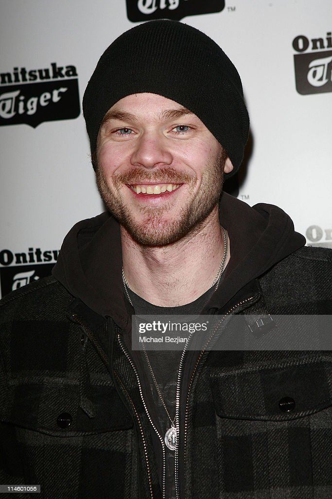 Actor Shawn Ashmore attends Onitsuka Tiger and Bing present John Legend and The Roots at House of Hype on January 23, 2010 in Park City, Utah.
