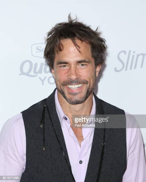 Actor Shawn Christian attends OK Magazine's Summer kickoff party at The W Hollywood on May 17 2017 in Hollywood California