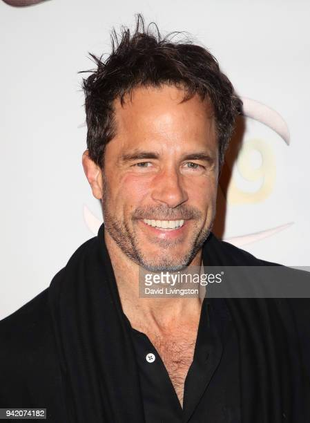 Actor Shawn Christian attends the 9th Annual Indie Series Awards at The Colony Theatre on April 4, 2018 in Burbank, California.